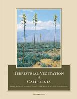 Terrestrial Vegetation of California  3rd Edition PDF