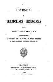 Leyendas y tradiciones históricas