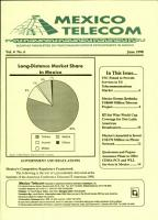 Mexico Telecom Monthly Newsletter PDF