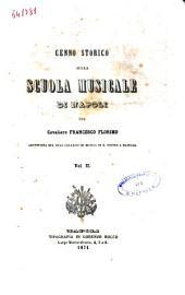 Cenno storico sulla scuola musicale di Napoli del cavaliere Francesco Florimo: 2