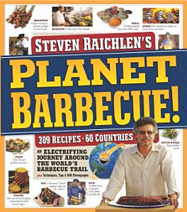 Planet Barbecue  Book