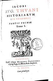 Historiae Sui Temporis: Volume 1, Issue 1