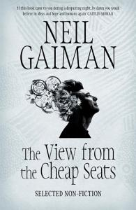 The View from the Cheap Seats Book