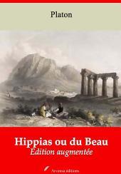 Hippias ou du Beau: Nouvelle édition augmentée