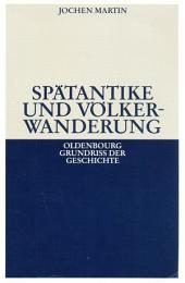 Spätantike und Völkerwanderung: Ausgabe 4