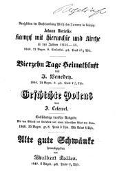 Das illustrirte Schleswig-Holstein und Dänemark: Humoristisches Taschenbuch