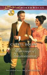 Marriage Of Inconvenience Book PDF