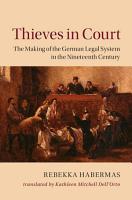 Thieves in Court PDF