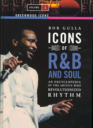Icons of R B and Soul  Smokey Robinson and the Miracles   The Temptations   The Supremes   Stevie Wonder PDF