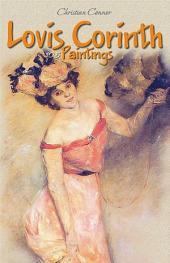 Lovis Corinth: 105 Paintings