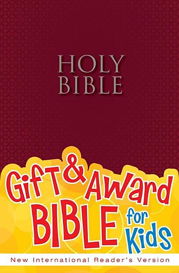 NIrV  The Holy Bible for Kids  eBook PDF