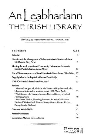 An Leabharlann PDF