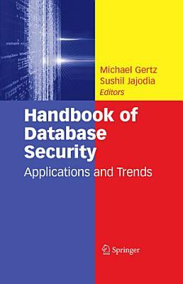 Handbook of Database Security PDF