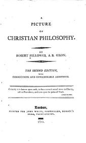 A Picture of Christian Philosophy