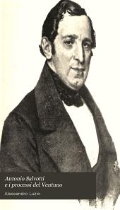 Antonio Salvotti e i processi del Ventuno