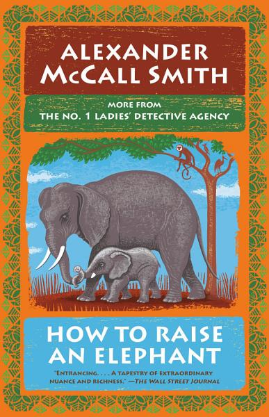 Download How to Raise an Elephant Book