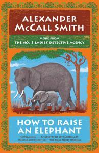 How to Raise an Elephant Book