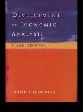 Development of Economic Analysis: Edition 5