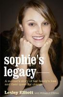 Sophie s Legacy PDF