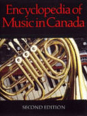 Encyclopedia of Music in Canada PDF