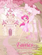 Fairies Coloring Book 1 & 2