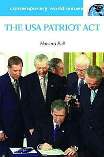 U S A  Patriot Act of 2001