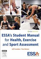ESSA   s Student Manual for Health  Exercise and Sport Assessment   eBook PDF
