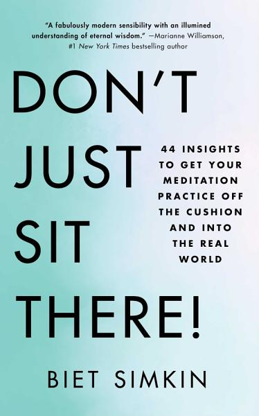Download Don t Just Sit There  Book