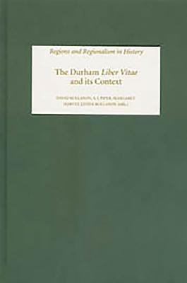 The Durham Liber Vitae and Its Context PDF