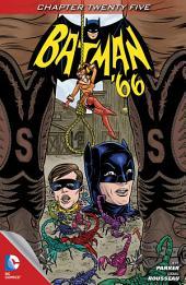 Batman '66 (2013-) #25