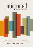 NIV Integrated Study Bible