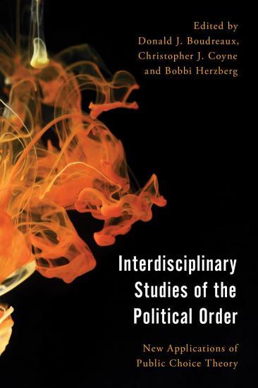 Interdisciplinary Studies of the Political Order PDF