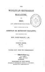 Wesleyan Methodist magazine for 1851 PDF