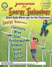 Jumpstarters for Energy Technology, Grades 4 - 8