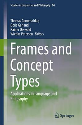 Frames and Concept Types PDF