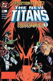 The New Titans (1984-1996) #129