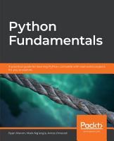 Python Fundamentals PDF