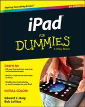 iPad For Dummies: Edition 8