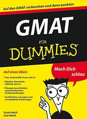 GMAT f  r Dummies PDF