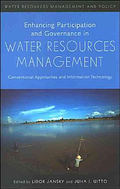Enhancing Participation and Governance in Water Resources Management PDF
