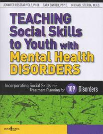 Teaching Social Skills to Youth with Mental Health Disorders PDF
