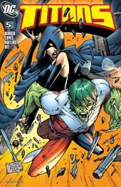 Titans (2008-) #5