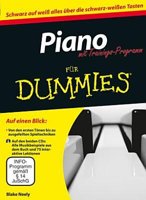 Piano Mit Trainingsprogramm Fur Dummies PDF