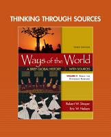 Thinking through Sources for Ways of the World PDF