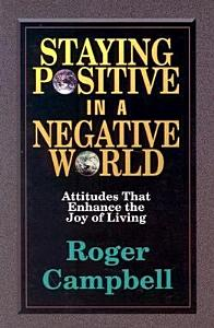 Staying Positive in a Negative World PDF