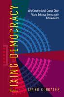 Fixing Democracy PDF