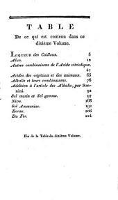 Histoire naturelle, générale et particulière: Volume3;Volume10