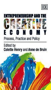 Entrepreneurship and the Creative Economy PDF