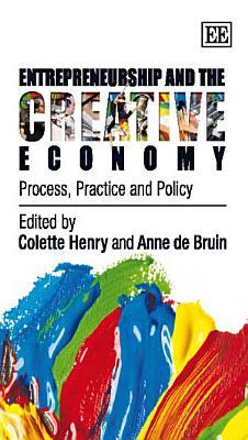 Entrepreneurship and the Creative Economy