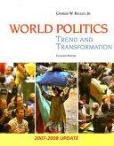 World Politics  Trend and Transformation  2007 2008 Update PDF